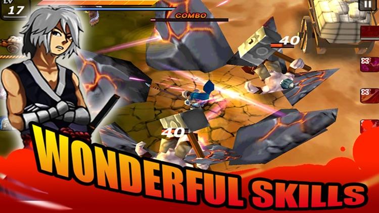 Devil ninja fight:kungfu combat screenshot-4