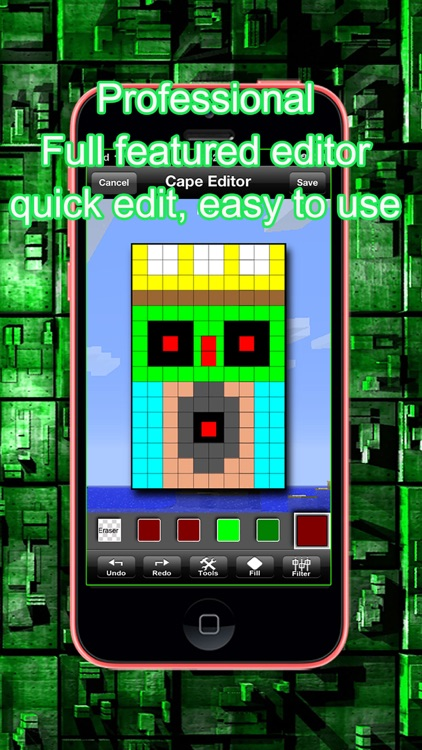 Cape for Minecraft screenshot-3