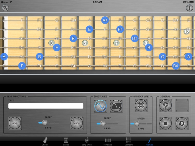StringMaster Fretlight Edition screenshot-4
