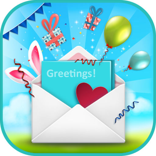 Greeting Cards Design - Graphic Publisher Maker