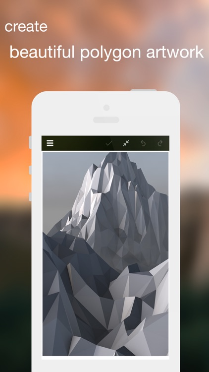 Polygon : create beautiful polygon artwork