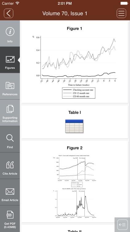 The Journal of Finance screenshot-3