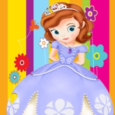 Activities of Princess Girl Coloring Book - All In 1 Fairy Tail Draw, Paint And Color Games HD For Good Kid