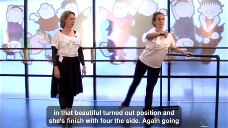 Teach Yourself Ballet screenshot-4
