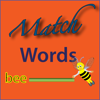 Match Words to Image for Kids to Learn to Read