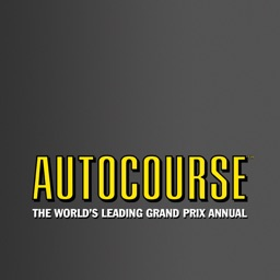 AUTOCOURSE. THE WORLD'S LEADING GRAND PRIX ANNUAL