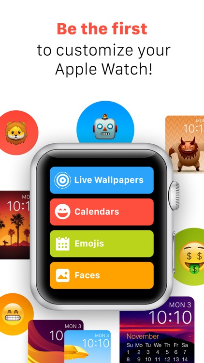 iFaces - Custom Themes and Faces for Apple Watch