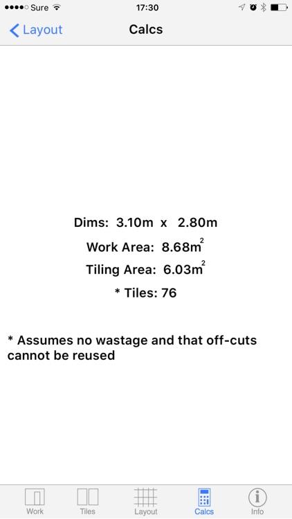 Tiling App screenshot-3