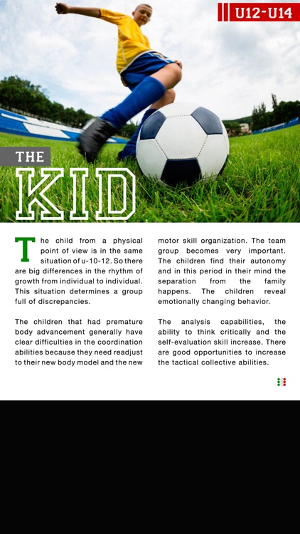 Teaching Soccer Italian Style U12-U14 screenshot-1