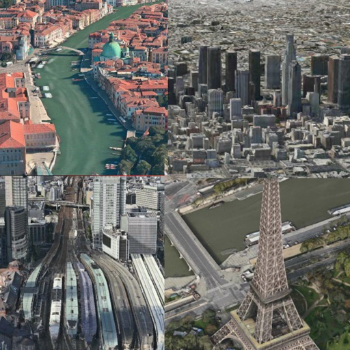 3D Cities and Places Pro