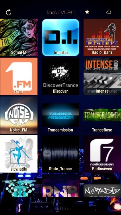 Trance MUSIC Online Radio