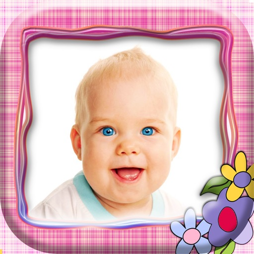 Baby Photo Frames For Little Boys Girls Cute Picture Editor To
