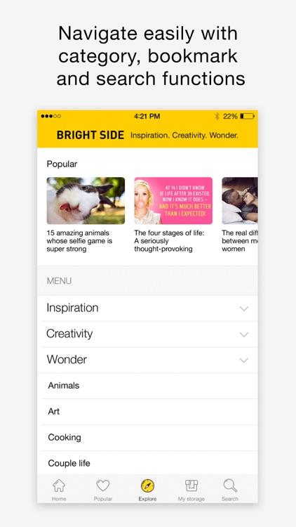 Bright Side – Make the World a Little Brighter screenshot-3