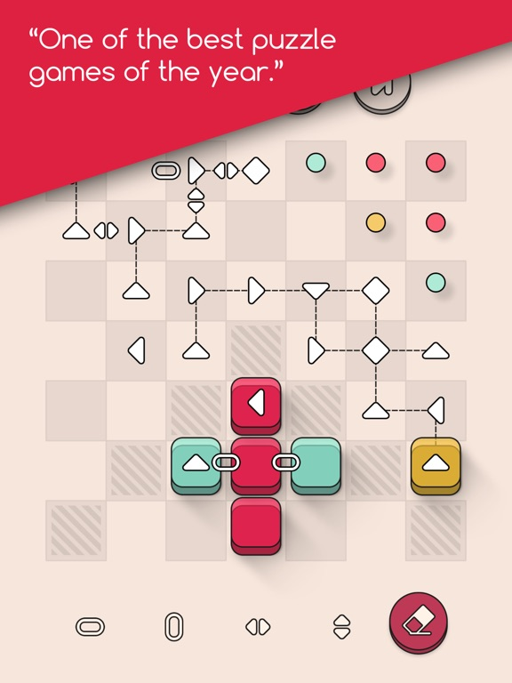 Perfect Paths by Hyperbolic Magnetism (iOS, United States