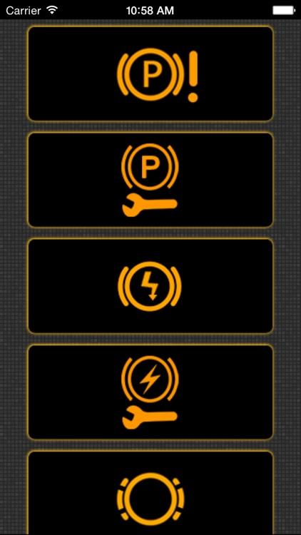 App for BMW Warning Lights & Car Problems screenshot-3