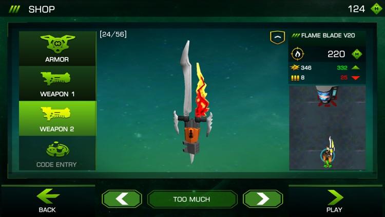 LEGO® Hero Factory Brain Attack screenshot-4