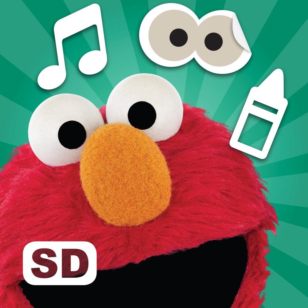 """Sesame Street """"Maker"""" Bundle for iPhone"""
