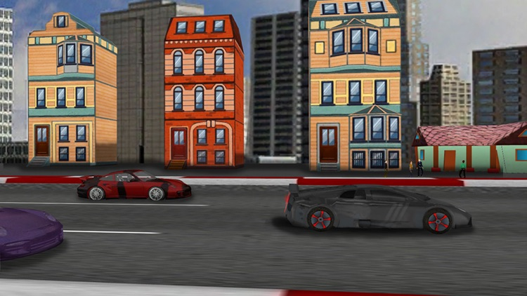"Car Racing Adventure - Game Impossible ""Fun and Passion"" screenshot-4"