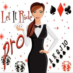 Let It Ride Poker (PRO)