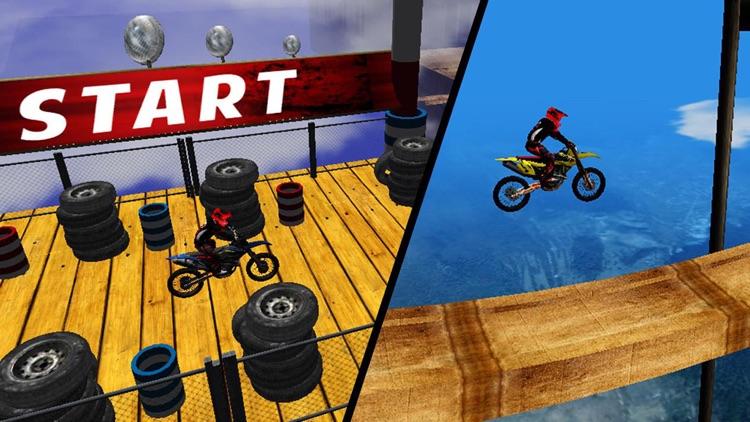 Dirt Bike 3D. Fast MX Motor Cross Racing Driver Challenge screenshot-3