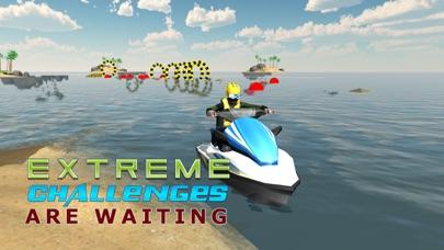 Jet Ski Simulator - Motorboat driving & parking simulation game-1
