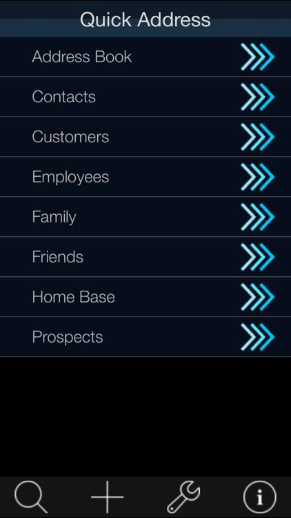 Quick Address Labels screenshot-4