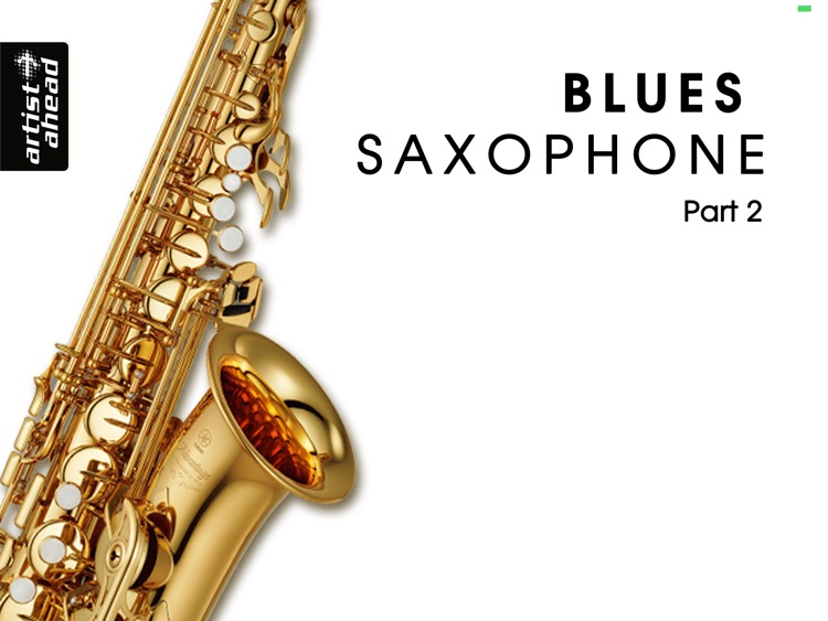 Play the Blues Saxophone 2 screenshot-0