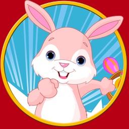 marvelous rabbits for kids - no ads