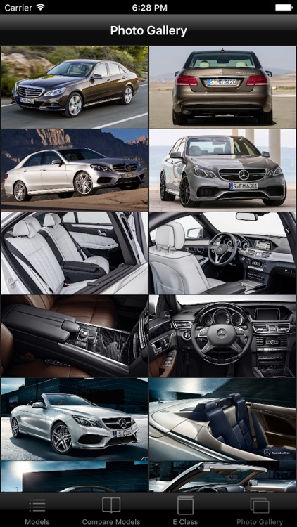 Specs for Mercedes Benz E-Class 2013 edition screenshot-4