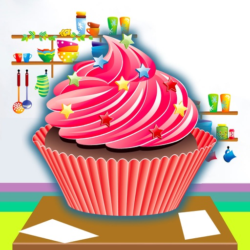 A Geometry Cupcake