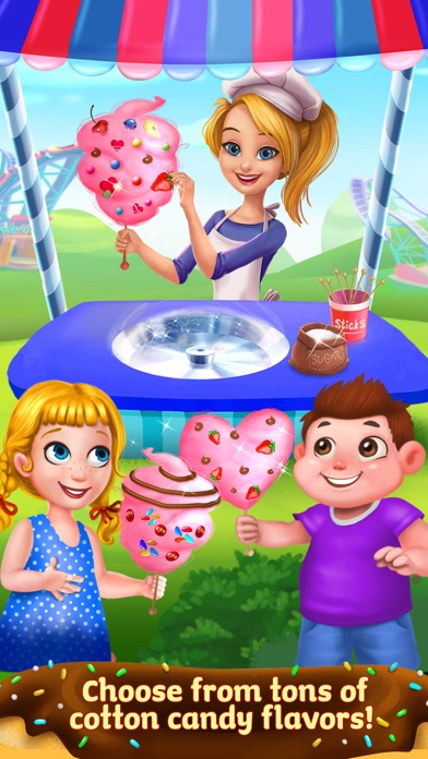 Fair Food Maker Game screenshot two