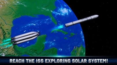 Space Shuttle Flight Simulator 3D FreeScreenshot of 4