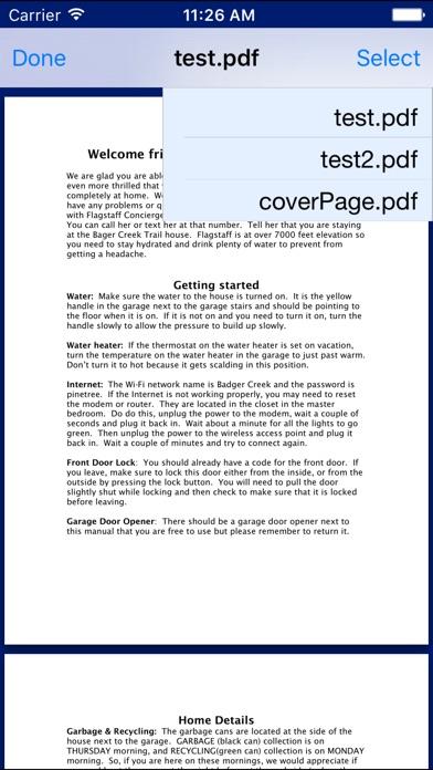 Fax It review screenshots
