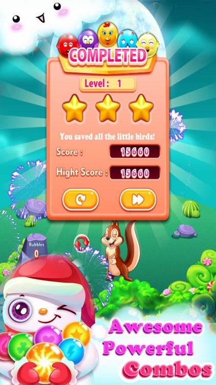 Happy Bubble Pop: Shoot Game