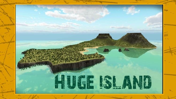 Survival Island 2: Dinosaur Hunter FREE screenshot-4