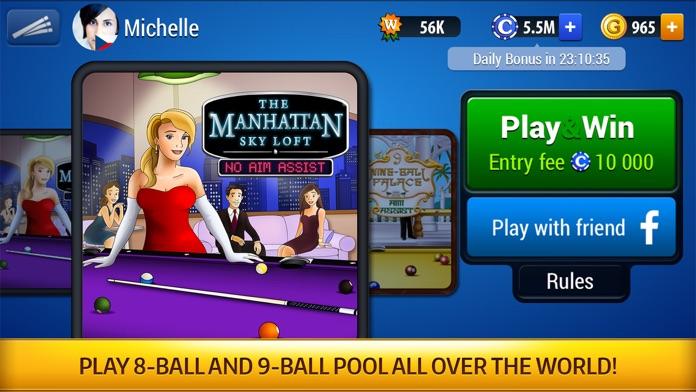 Pool Live Tour Mobile Screenshot