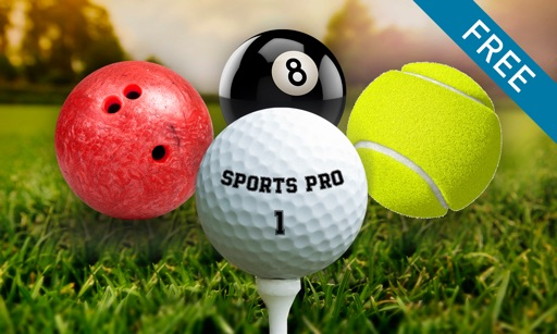 Sports Pro - Golf Tennis Bowling Pool