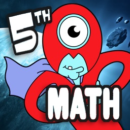 Education Galaxy - 5th Grade Math - Learn Geometry, Fractions, Decimals, Multiplication, Division and More!