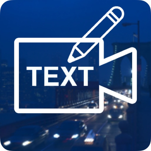 Text On Videos FREE - Create an outstanding square video with beautiful animated texts for Instagram