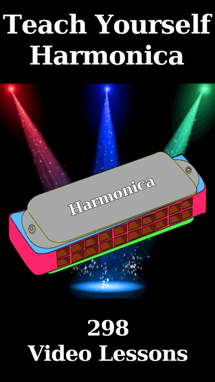 Teach Yourself Harmonica