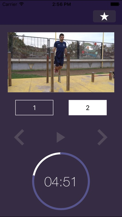 7 min Calisthenics Workout: Street Exercise Routine with Bodyweight Training Exercises Program for Beginners screenshot-3