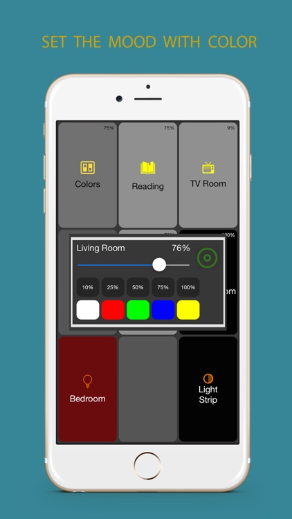Master Switch for Smart Homes screenshot-3