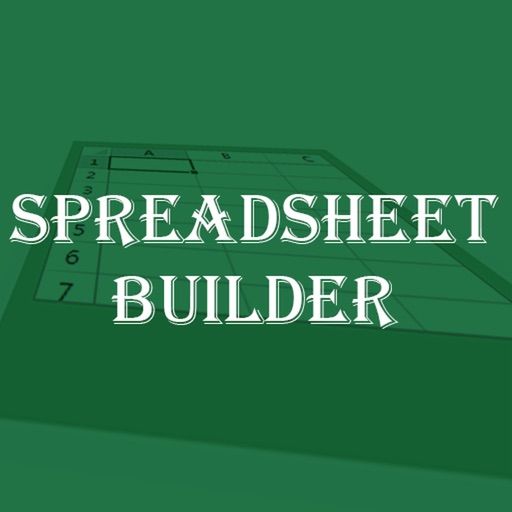spreadsheet builder excel version by clay sussman