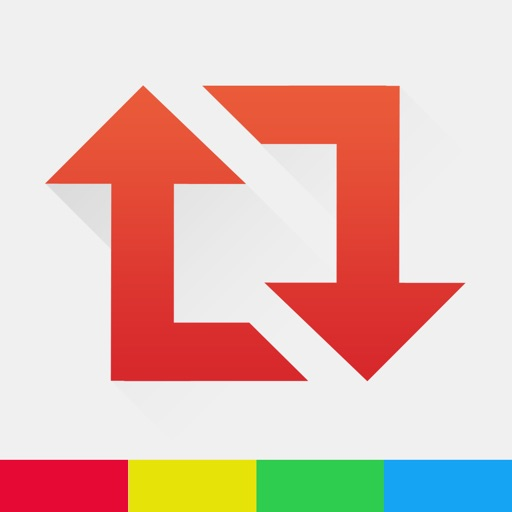 Whiz Gram - Repost & Share Video or Photos for Instagram + Square Fit for your Camera Roll