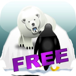Penguin 3D Arctic Runner Free - Feed and Save The Hungry Penguin