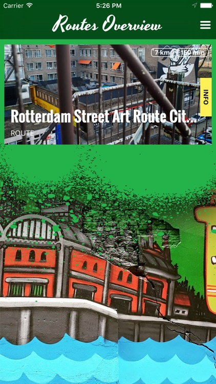 Rewriters - Rotterdam Street Art Route (RSAR)