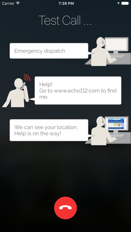 Echo112 – Pocket Lifesaver screenshot-3