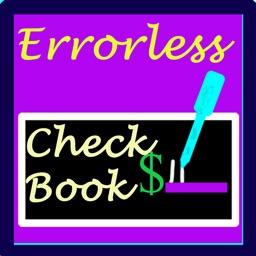 ErrorLessCheckbook