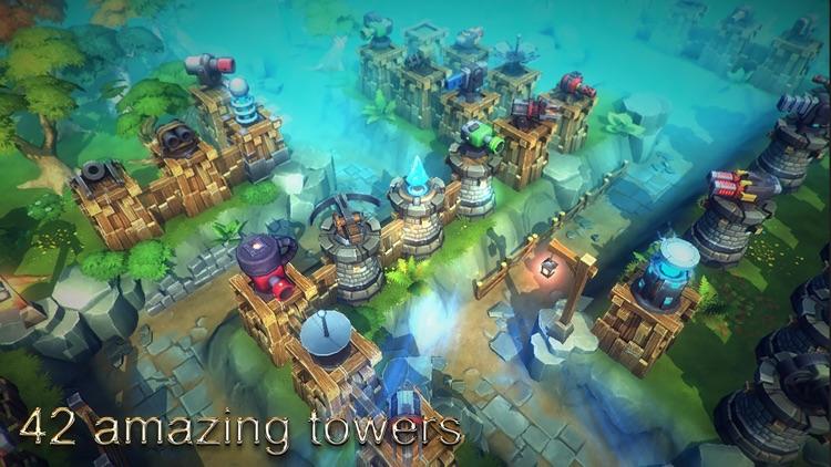 Tower Defense: The Kingdom screenshot-0