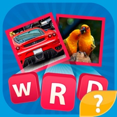 Activities of Hidden Words - trivia quiz and word game to guess words on images hidden by mosaic